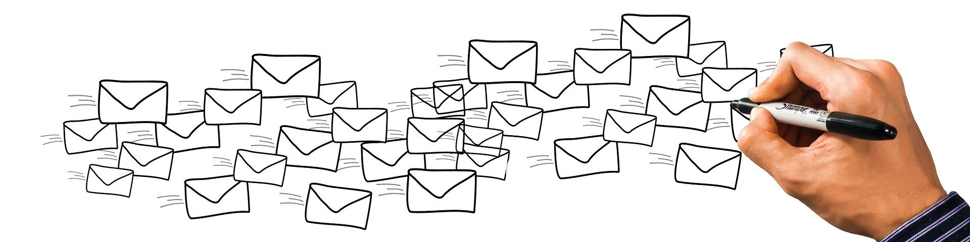 emails schreiben